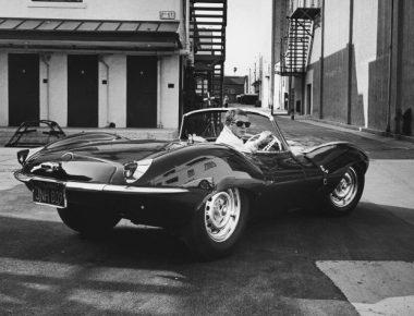 Steve McQueen, une passion pour la vitesse