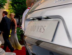 Aston Martin a tous les jours 100 ans