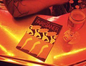 The Parisianer, 100 couvertures pour une revue qui n'existe pas