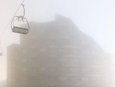 Avoriaz : Métropolis des neiges