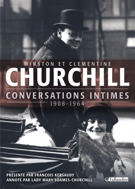 churchill clementine conversations intimes
