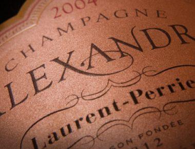 Alexandra, une cuvée exceptionnelle de Laurent Perrier