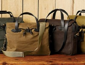 Filson : God bless these bags !