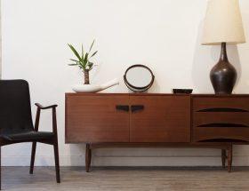 Golden Age : mobilier vintage à portée de main