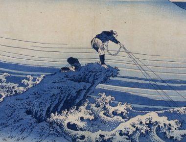 Hokusai : des vagues sans écume au Grand Palais