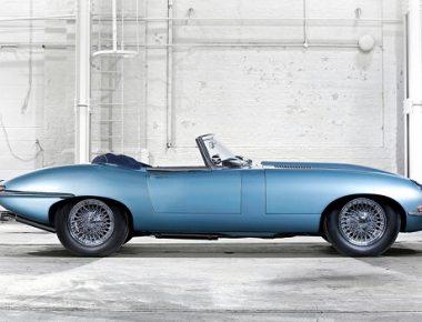 Jaguar E-Type : bonjour, vitesse !