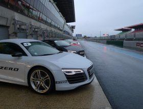 Pirelli P Zero Experience au Mans – Bugatti