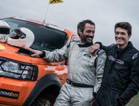 Le Dakar : pari de deux Grands Ducs