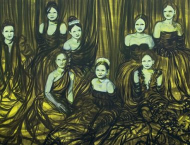 Les Débutantes glaçantes de Claire Tabouret