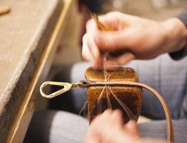 Atelier Renard : le cuir sur-mesure
