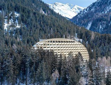 5 hôtels insolites pour un séjour à la montagne