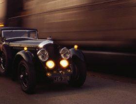 Bentley, des voitures bien coupées