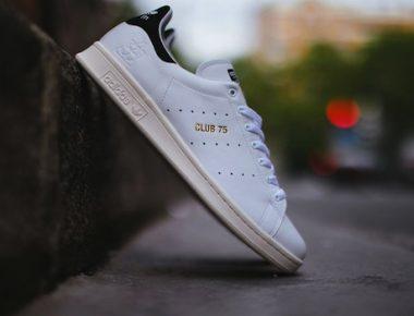 Une sneaker doit être blanche, archi-blanche