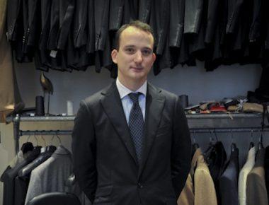 Scavini : le tailleur n'attend pas le nombre des années