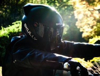 Skully AR-1: Nouveau virage pour les motards