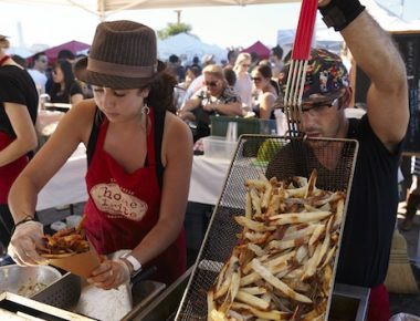 Smorgasburg : du finger food au coeur de Brooklyn