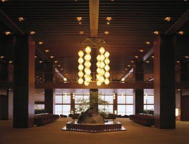 Tokyo : Okura, hôtel en voie de disparition