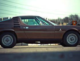 Alfa Romeo Montreal : steampunk al milanese