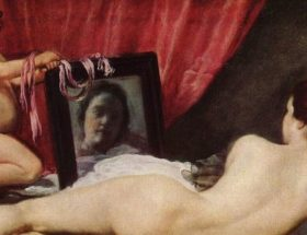 Velázquez : Vénus à son miroir