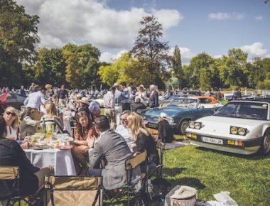 Chantilly Arts & Elegance : les Grands Ducs de la (garden) partie