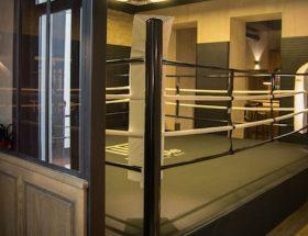 Boxe chic au Temple Noble Art