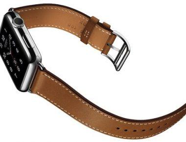 Apple Watch Hermès, la belle rencontre du luxe et de la technologie
