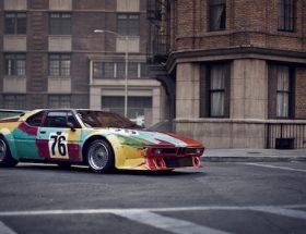 BMW, 40 ans de Art Cars