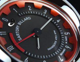 Sartory Billard, la montre française version Supercar