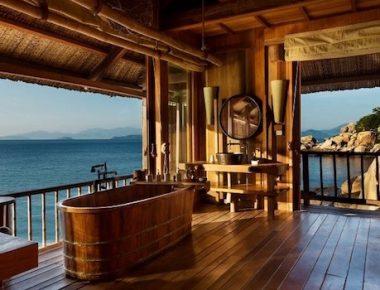 Soleils d'hiver #2 : Six Senses Ninh Van Bay