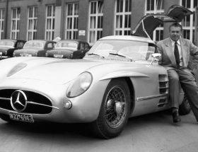 Saga Mercedes #1 : Rudolf Uhlenhaut