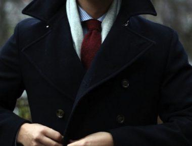 Le Caban à l'abordage du vestiaire masculin