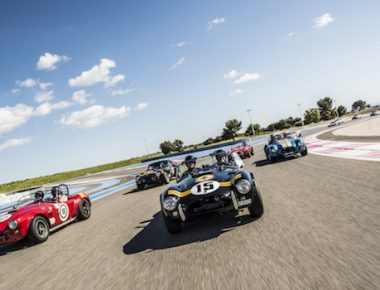 « Shelby Only » : Baume & Mercier au Castellet