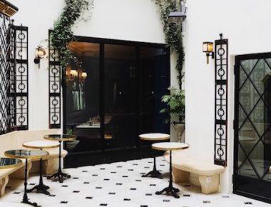 Nouveaux hôtels parisiens #1 : la Rive Droite