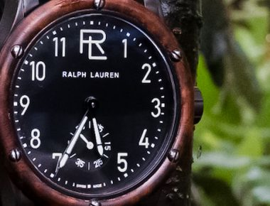 Ralph Lauren Automotive 39mm : Spirit of Bugatti