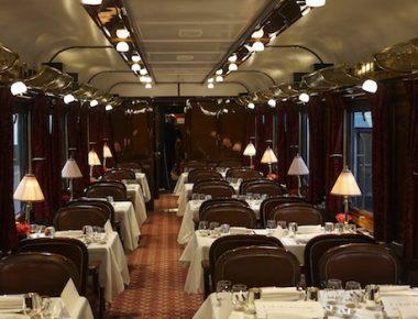 La Table de l'Orient Express : voyage en gastronomie
