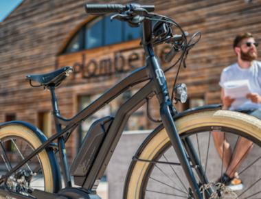Vélos  : électrique et chic