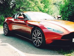 Aston Martin : DB11 et art de vivre