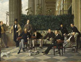 Lumières impériales au musée d'Orsay