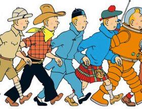 Tintin, un héros du style ?