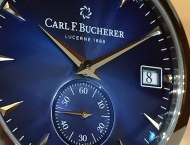 Les heures bleues de Bucherer
