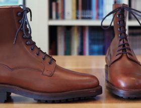 Les boots d'hiver