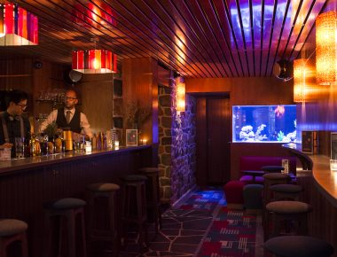 Bluebird, le bar de Don Draper