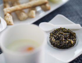 Comptoir du Caviar, le luxe à portée de bouche