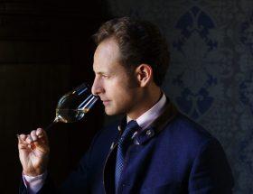 Maximilian Riedel, l'esthète du vin