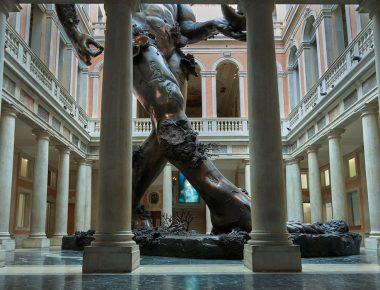 Biennale de Venise : Damien Hirst à l'abordage