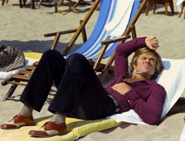 Instant Grand Duc : Robert Redford à Cannes