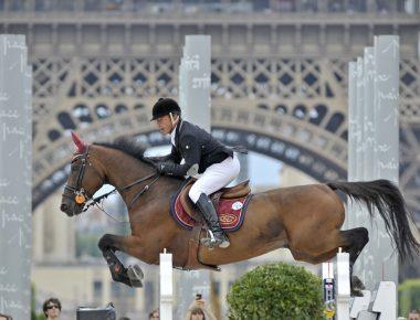Longines Paris Eiffel Jumping : l'élite des cavaliers sur le Champ de Mars