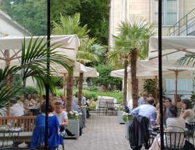 Le Camondo, la terrasse version Monceau