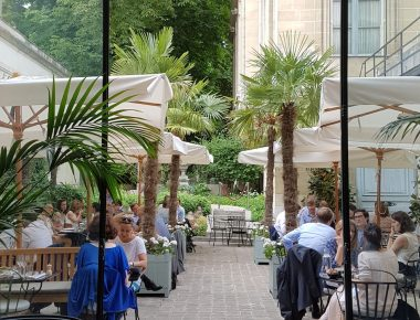 Le Camondo, la terrasse version Monceau