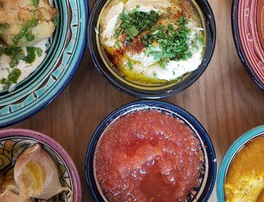 Tavline, les parfums de la cuisine israélienne à Paris